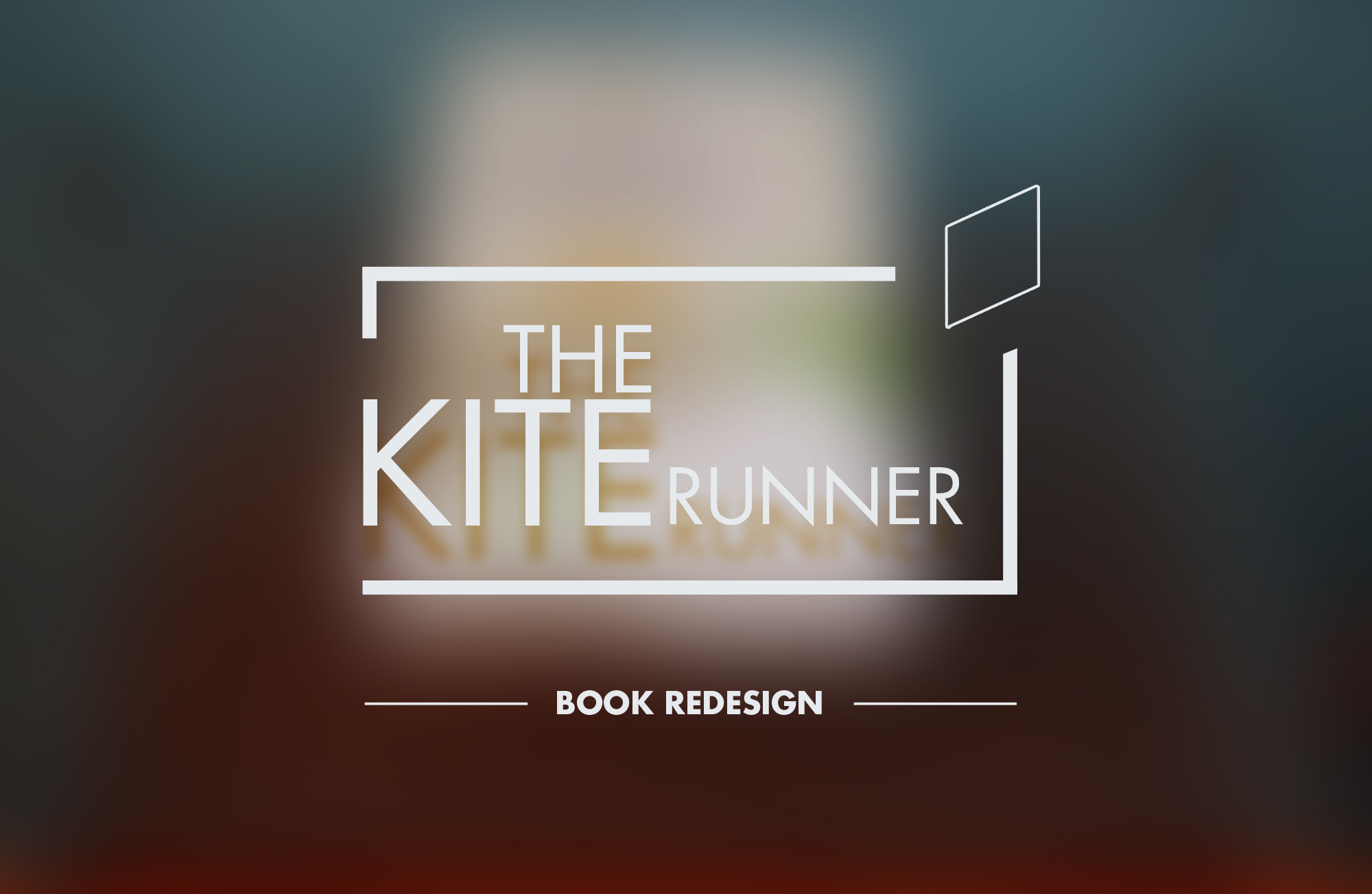 the kite runner rade design print the kite runner